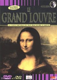 Emme - Le grand Louvre - DVD-ROM + DVD vidéo.