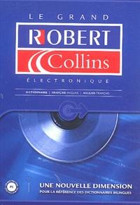 Collectif - Le grand Robert et Collins électronique français-anglais/anglais-français - CD-ROM.