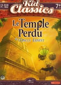 Emme - Le Temple Perdu de l'Oncle Ernest - CD ROM.