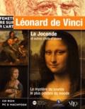 Collectif - Léonard de Vinci. - La Joconde et autres chefs-d'oeuvre, CD-Rom.