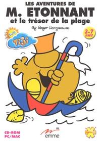 Roger Hargreaves - Les aventures étonnantes de M. Etonnant et le trésor de la plage - CD-ROM.