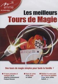 Les meilleurs Tours de Magie - DVD-ROM.pdf