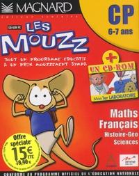 Collectif - Les Mouzz CP Maths Français Histoire-Géo Sciences - CD-ROM.