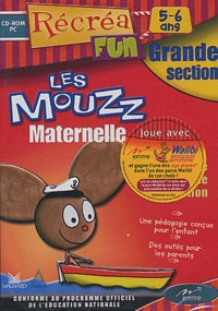 Emme - Les Mouzz Maternelle 5-6 ans - CD-ROM.
