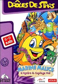 Emme - Marine Malice, Le Mystère du coquillage volé, 6-9 ans - CD-ROM.