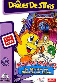 Emme - Marine Malice, Le Mystère du Monstre du Lagon, 6-9 ans - CD-ROM.