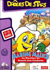 Emme - Marine Malice, Le Mystère du Ranch aux Cochons, 6-9 ans - CD-ROM.