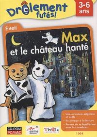 Collectif - Max et le château hanté - Eveil, CD-ROM.
