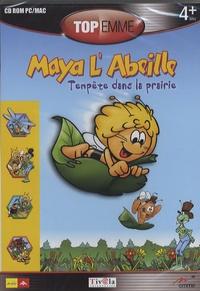 Emme - Maya L'Abeille Tempête dans la prairie - CD-ROM.