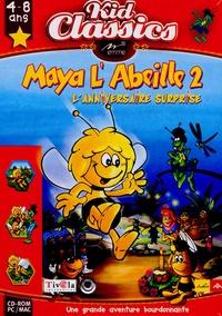 Emme - Maya l'Abeille - Volume 2, L'anniversaire surprise, CD-ROM.
