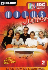 Collectif - Motus junior. - CD-ROM.
