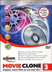Anonyme - Movie Clone 3 - DVD Vidéo.