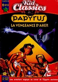 Emme - Papyrus la vengeance d'Aker - CD-ROM.