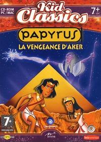 Emme - Papyrus  : La vengeance d'Aker - CD-ROM.