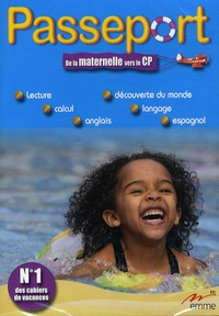 Emme - Passeport de la maternelle vers le CP - CD-ROM.