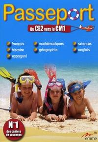 Emme - Passeport Du CE2 vers le CM1 - CD-ROM.