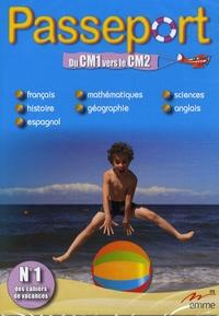 Emme - Passeport du CM1 vers le CM2 - CD-ROM.