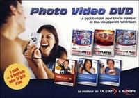 Anonyme - Photo Vidéo DVD - Pack 6 logiciels sur 3 CD-ROM.