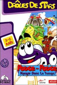Emme - Pouce-Pouce voyage dans le temps, 3-6 ans - CD-ROM.