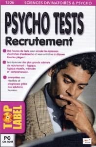 Psycho tests recrutement. CD-ROM.pdf