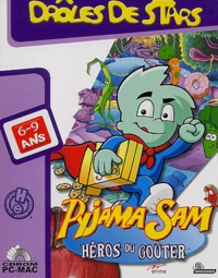 Collectif - Pyjama Sam héros du goûter - CD-ROM.