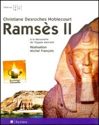 Michel François et Christiane Desroches-Noblecourt - .