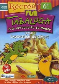 Emme - Tabaluga à la découverte du monde Tome 1 : Explorateur du désert - CD-ROM.