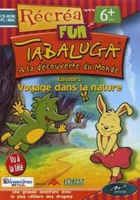 Emme - Tabaluga à la découverte du monde Tome 3 : Voyage dans la nature - CD-ROM.