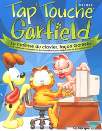 Collectif - Tap'Touche Garfield - CD-ROM.