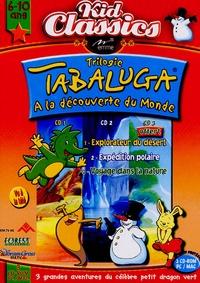 Emme - Trilogie Tabaluga à la découverte du monde Coffret 3 CD-ROM : 1, Explorateur du désert ; 2, Expédition polaire ; 3, Voyage dans la nature.
