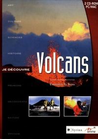 Jacques Durieux et Hervé Bertrand - Volcans connaître la Terre - 2 CD-ROM.