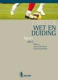 Jeroen De Herdt et Johan Kerremans - Wet & Duiding Sport.
