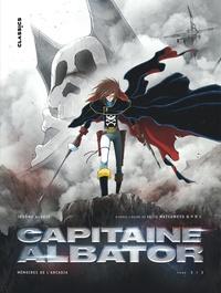 Jérôme Alquié - Capitaine Albator - Mémoires de l'Arcadia Tome 3 : Des coeurs brûlants d'amour.