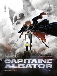 Jérôme Alquié - Capitaine Albator - Mémoires de l'Arcadia, tome 3.