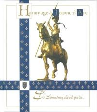 Jérôme Arnauld des Lions - Hommage à Jeanne d'Arc.