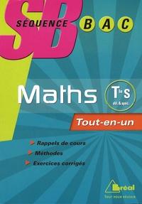 Jérôme Arnoult et Marthe Barra - Mathématiques Tle S Enseignement obligatoire et de spécialité - Tout-en-un.