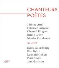Jérôme Attal et Bruno CORTY - Chanteurs poètes.