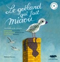 Le goéland qui fait miaou - Une histoire et des chansons.pdf
