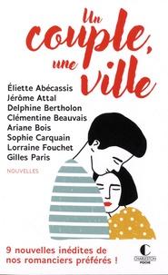 Jérôme Attal et Eliette Abécassis - Un couple, une ville.