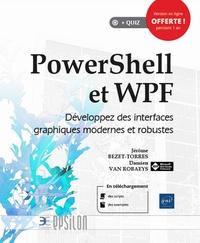 Télécharger le manuel japonais gratuitement Powershell et WPF  - Développez des interfaces graphiques modernes et robustes