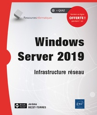 Jérôme Bezet-Torres - Windows Server 2019 - Infrastructure réseau.