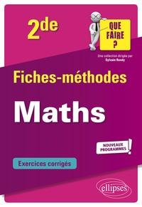 Fiches-méthodes Maths 2de - Exercices corrigés.pdf