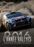 Jérôme Bourret - L'année Rallye - Championnat du monde des rallyes.