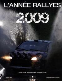 Jérôme Bourret - L'Année rallyes 2009 - Championnat du Monde des Rallyes.