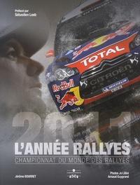 Jérôme Bourret - L'année rallyes 2011 - Championnat du monde des rallyes.