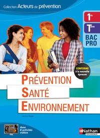Histoiresdenlire.be Prévention santé environnement 1e/Tle bac professionnel (acteurs de prévention) Image