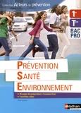 Jérôme Boutin - Prévention santé environnement 1ere Tle bac pro.