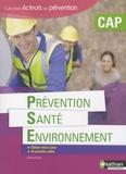 Jérôme Boutin - Prévention Santé Environnement CAP Acteurs de prévention.