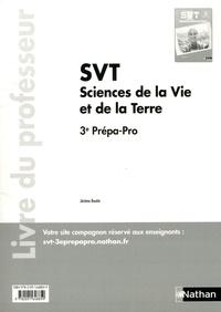 Histoiresdenlire.be SVT Sciences de la vie et de la terre 3e prépa-Pro - Livre du professeur Image