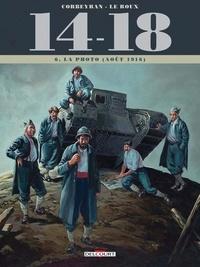 Jérôme Brizard - 14 - 18 T06 - La Photo (août 1916).